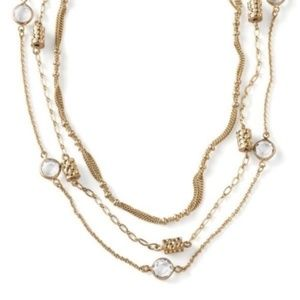 NWT Adjustable necklace